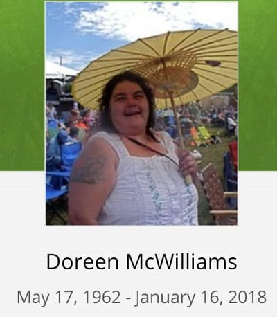 Doreen McWilliams