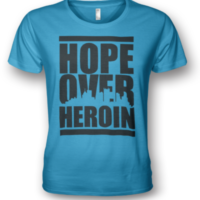 hope-over-heroin-tshirts-blue