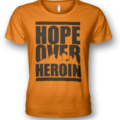 hope-over-heroin-tshirts-orange