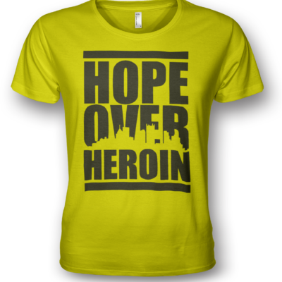 hope-over-heroin-tshirts-yellow